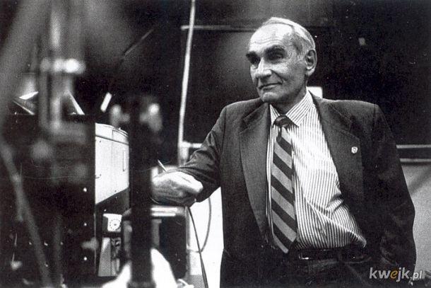 Dziś mamy 93. rocznicę urodzin Jerzego Plebańskiego