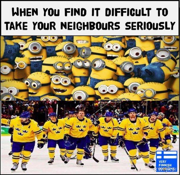 Szwedzcy hokeiści