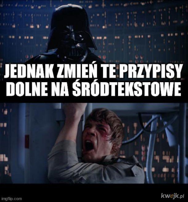 Promotorze, nieee!