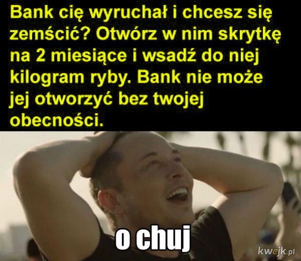 Sposób na bank