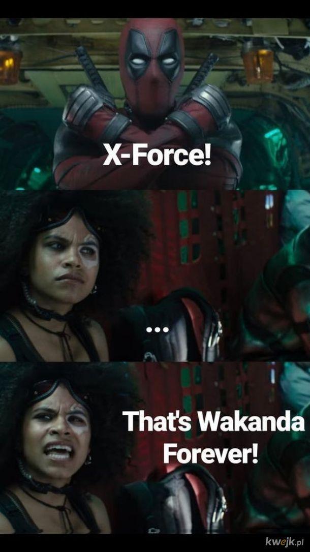 Wakanda w moim sercu!