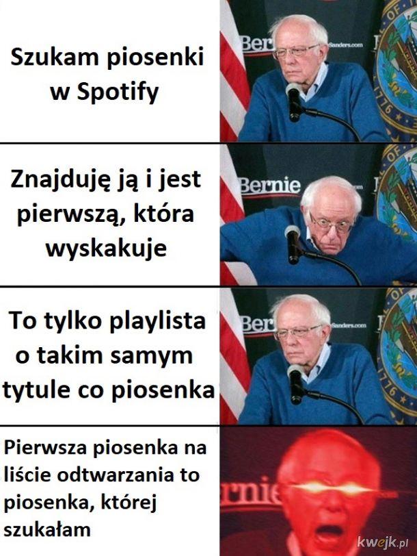 Spotify be like
