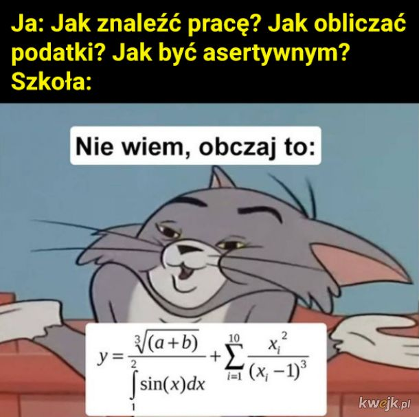 Typowa polska szkoła w kryzysie