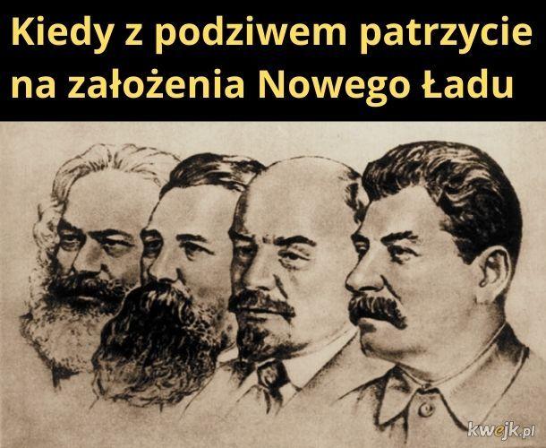 Komunizm nie umarł i ma się dobrze