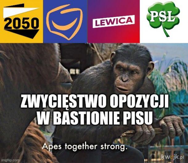 Opozycja razem silna