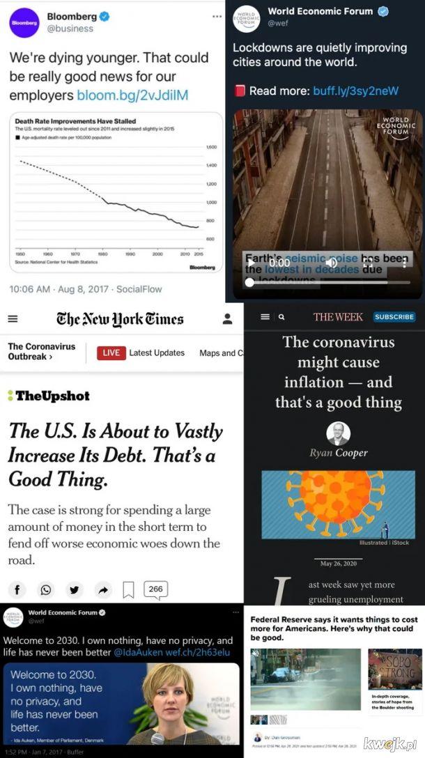Twoje życie to piekło? Nie martw się! To dobre dla ekonomii.