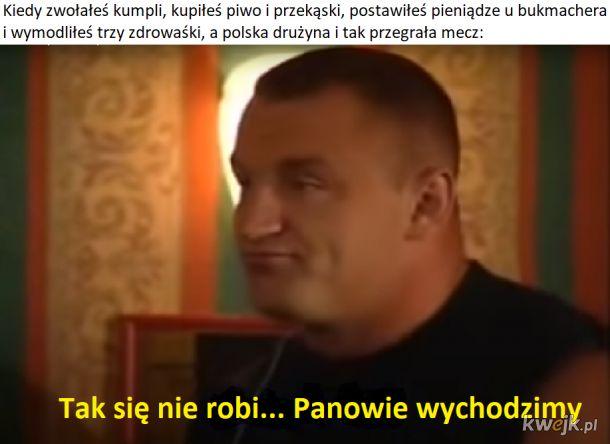 Polska guuurom zawsze w naszych sercach...