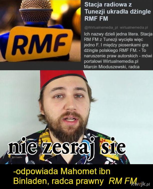 RM oraz RMF
