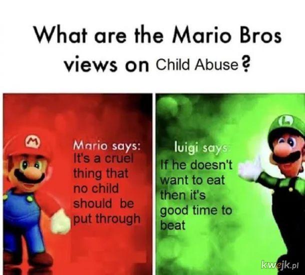 Luigi ponownie z RiGCzem