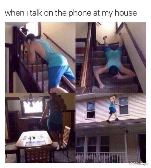 Ja gdy dzwoni do mnie mama