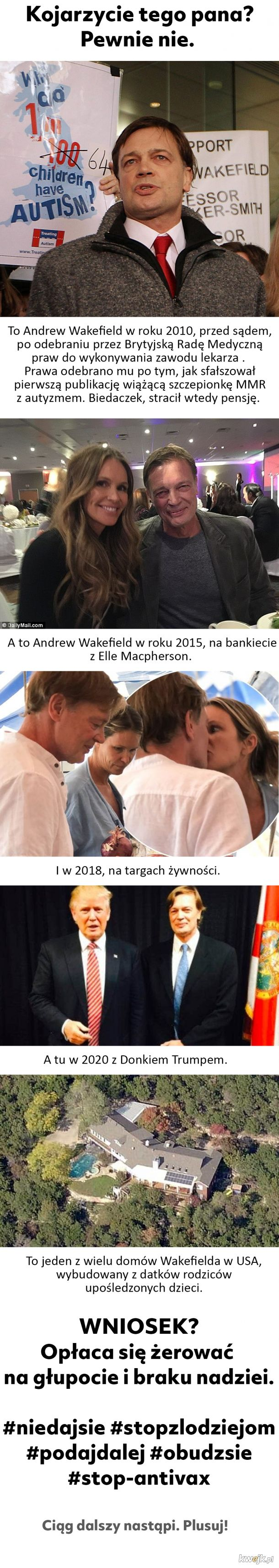 Antyszczepionkowcy cz. 1