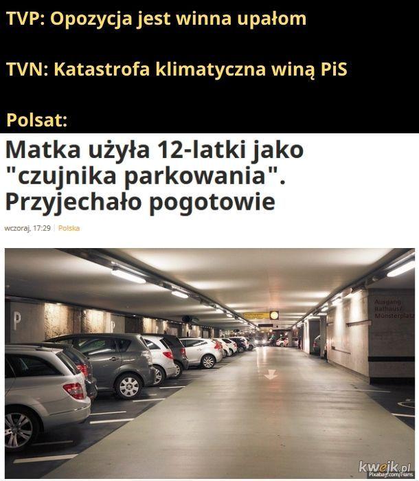 Dlatego oglądam tylko Polsat