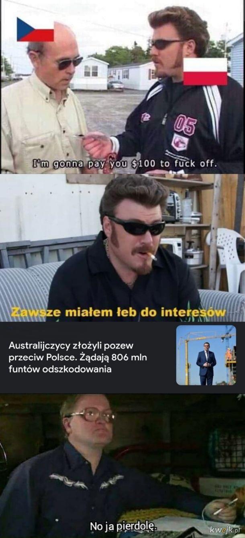 Dobrze, że Polska nie graniczy z Polską