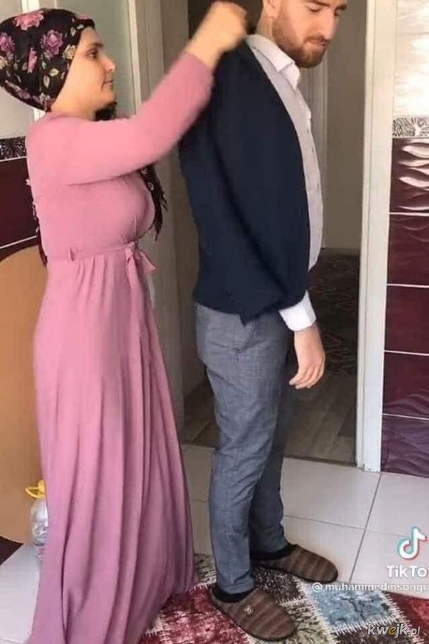 Jak krok po kroku witać męża, który wrócił do domu, obrazek 4