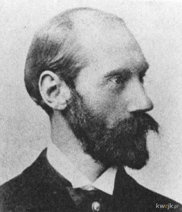Dziś mamy 156. rocznicę urodzin Friedricha Pockelsa