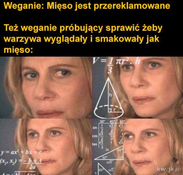 Wegetariańskie mięso