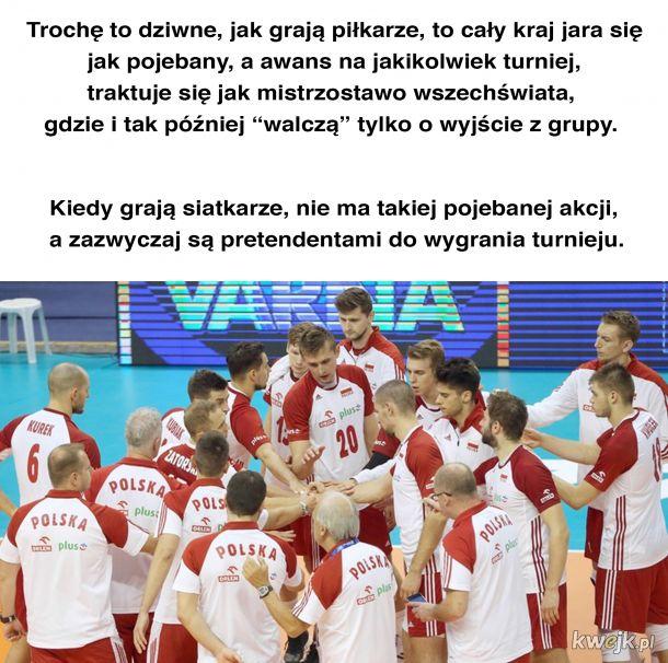 Piłka vs Siatkówka