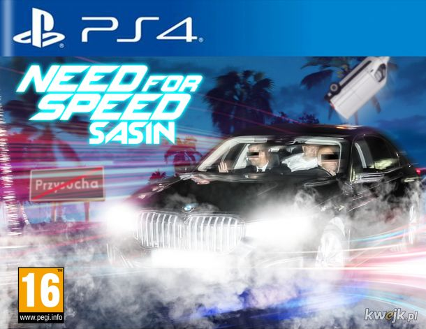 Need For Speed Sasin