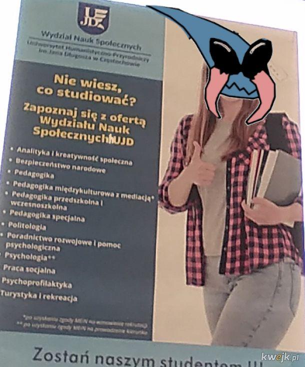 Idealna uczelnia nie istn...