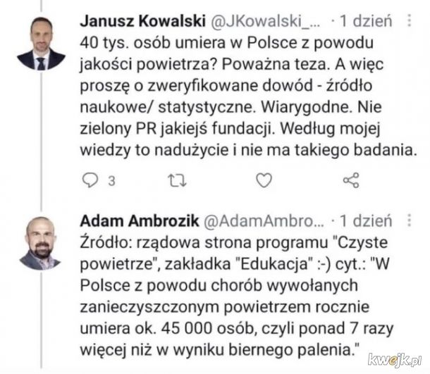 Króciutko z Januszem