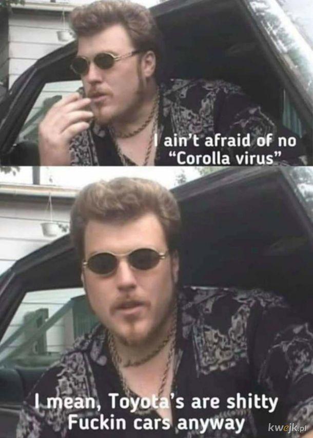 Nie boję się.
