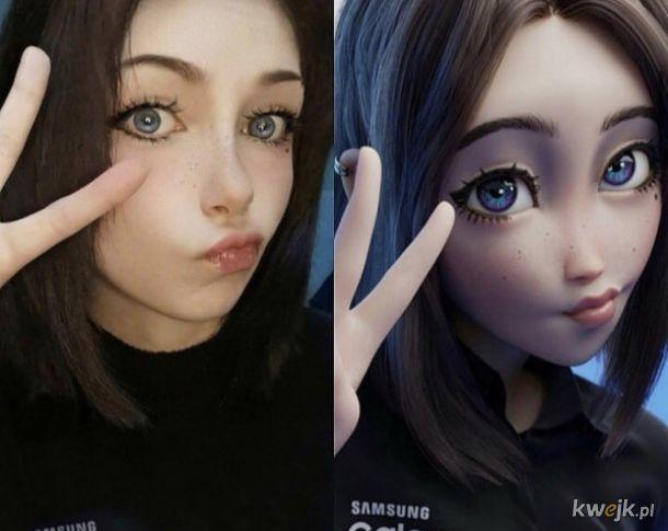 Samsung Girl
