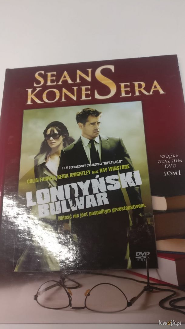 Mój ulubiony aktor Sean Konesera