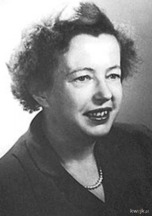 Dziś mamy 115. rocznicę urodzin Marii Göppert-Mayer