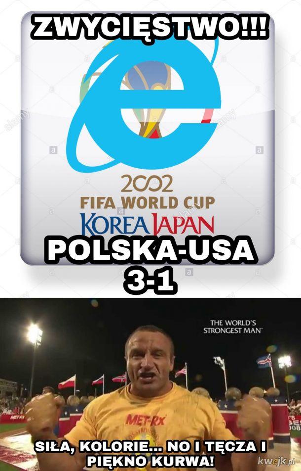 POLSKA GUUUUROM!