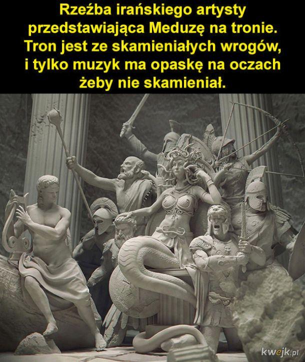 Rzeźba Meduzy