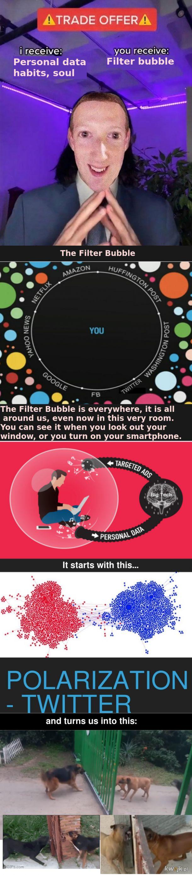 bańka filtrująca