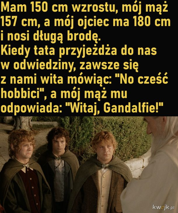 Hobbici i Gandalf