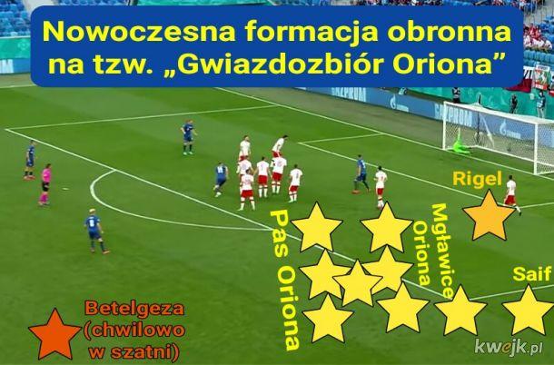 Nowinki taktyczne na Euro2020