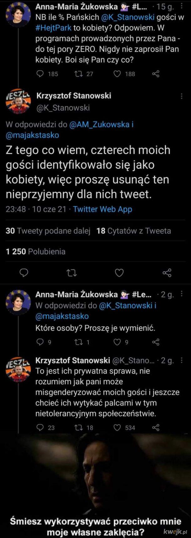 Goście Stanowskiego