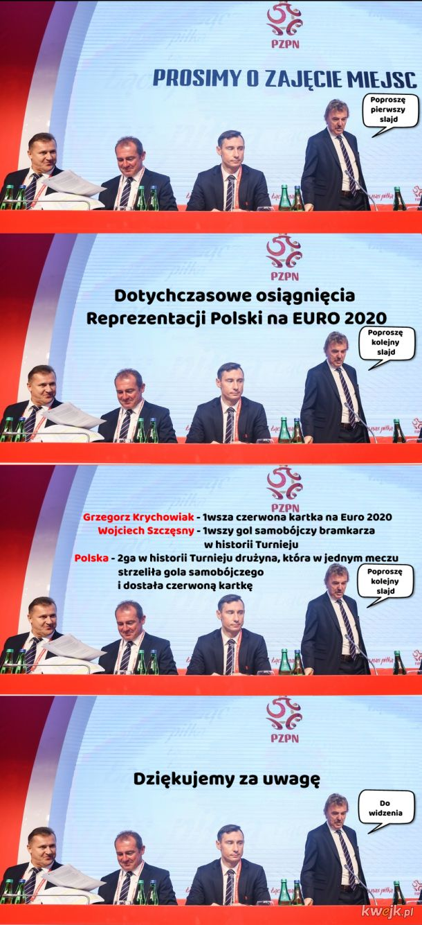 Tymczasem Polska na Euro 2020