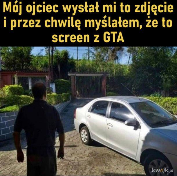 Wygląda jak ss z GTA