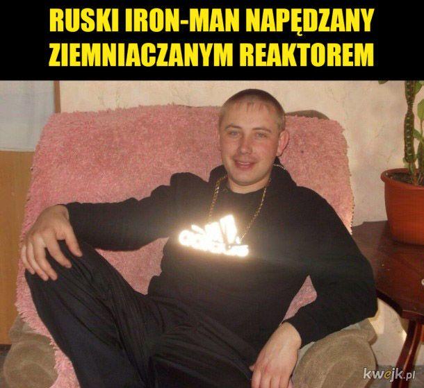 Ruski Iron Man