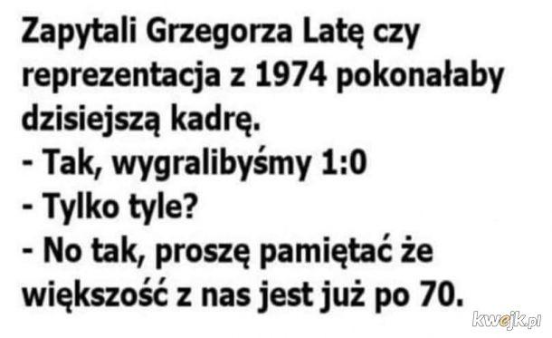 Polska guuurom!