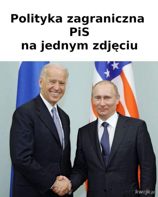 W polityce zagranicznej PiS łączy a nie dzieli!