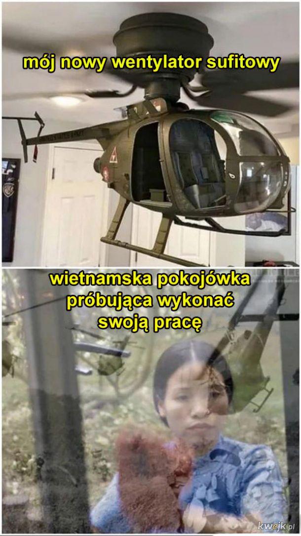 Niepokojący wentylator