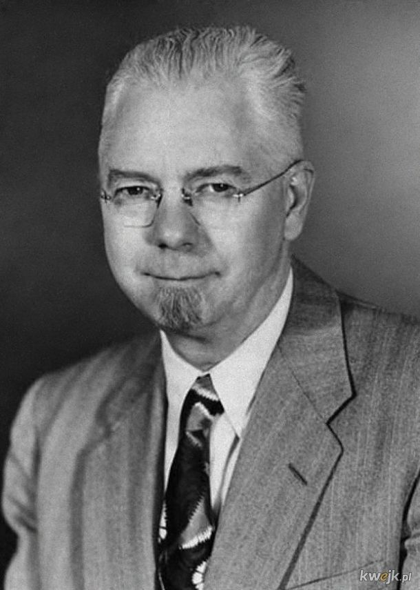 Dziś mamy 118. rocznicę urodzin Roberta Morrisa Page'a