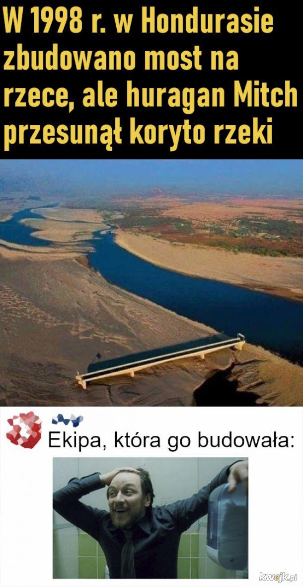 Most donikąd xd
