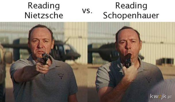 Nietzsche vs Schopenhauer