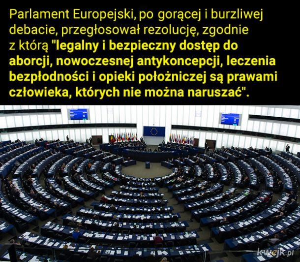 Ciekawe, kiedy polskie władze się ustosunkują