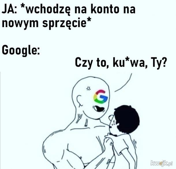 Typowe Google