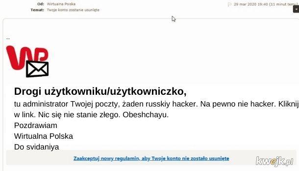 Wyciekł sposób, w jaki hackerzy pozyskali hasło Dworczyka