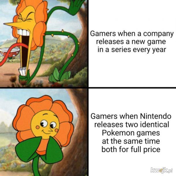 Nintendo można wszystko wybaczyć!