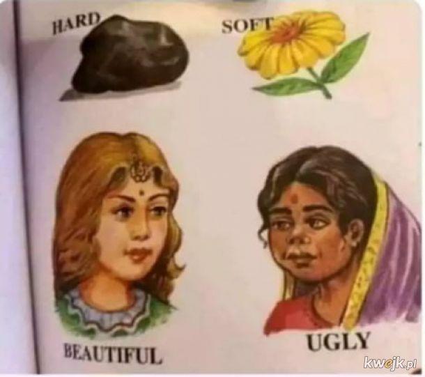 Indyjski elementarz.