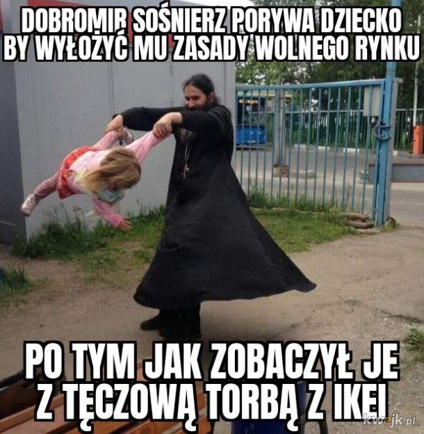 """""""Spokojnie - dzieci jak zwierzeta nie mysla i nie czuja"""" - DS"""
