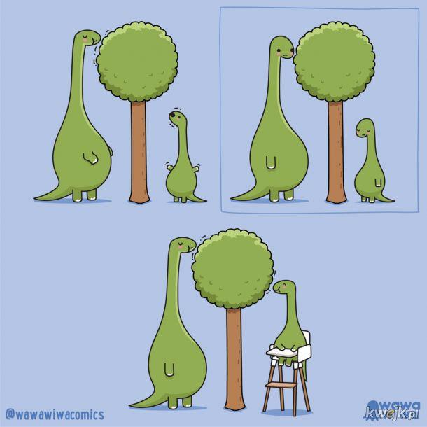 Wysokie krzesełko